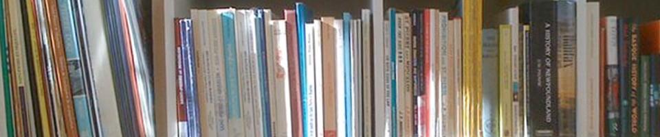 Bibliographie - Saint-Pierre-et-Miquelon