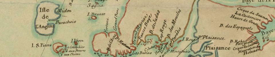 Histoire des îles St Pierre et Miquelon - GrandColombier.pm
